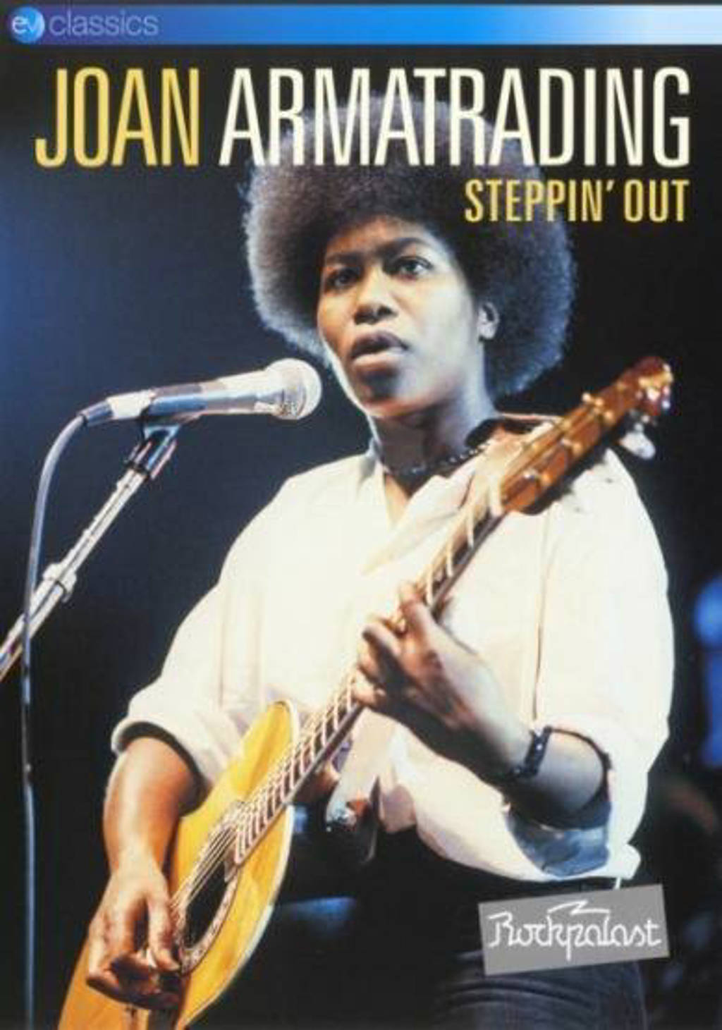 Joan Armatrading - Steppin Out (DVD)