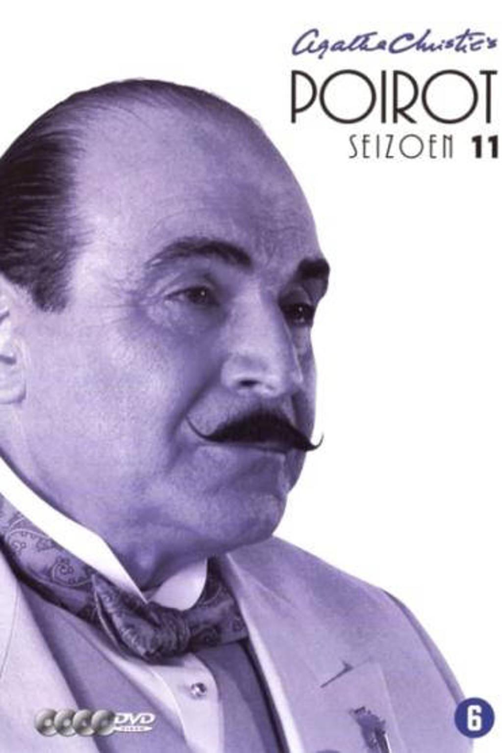 Poirot - Seizoen 11 (DVD)