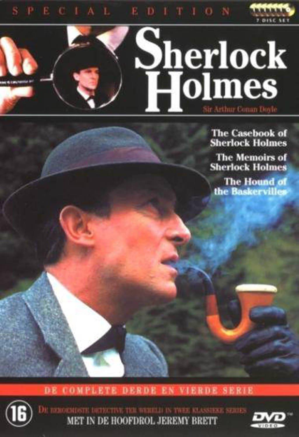 Sherlock Holmes - Collection 3-4 (DVD)