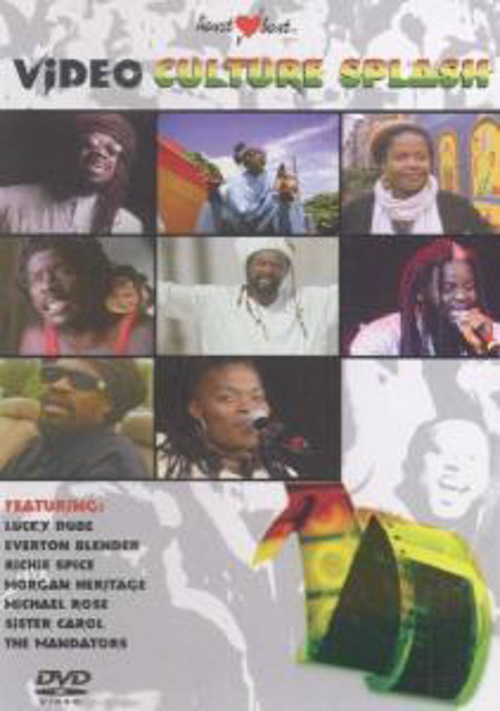 Various - Heartbeat Video Culture.. (DVD)