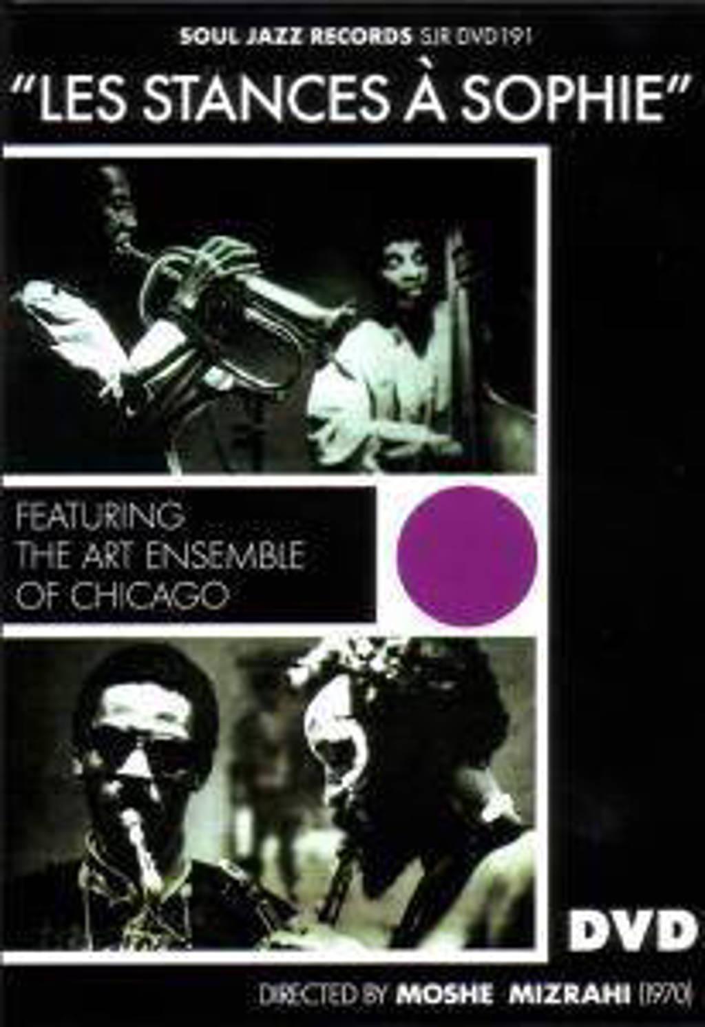 Art Ensemble Of Chicago - Les Stances A Sophie (DVD)