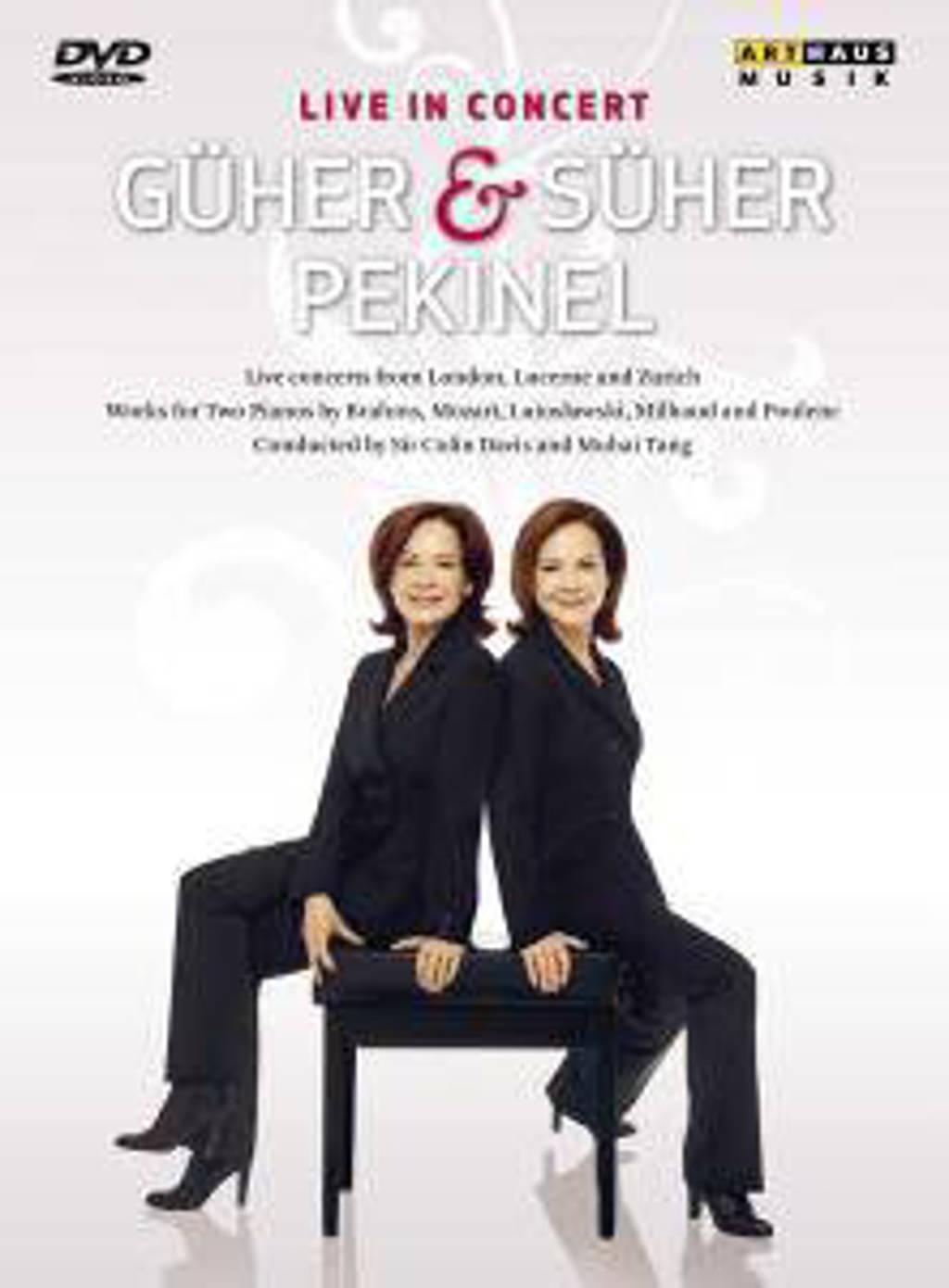 Guher&Suher Pekinel - Pekinel,Guher & Suher (DVD)