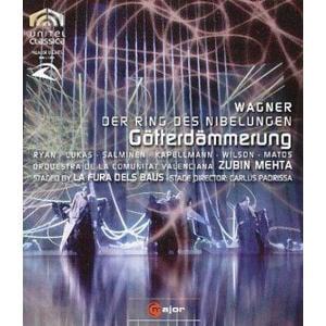 Salminen,Ryan,Lucas,Kapellmann - Gotterdammerung,Valencia 2008 (Blu-ray)