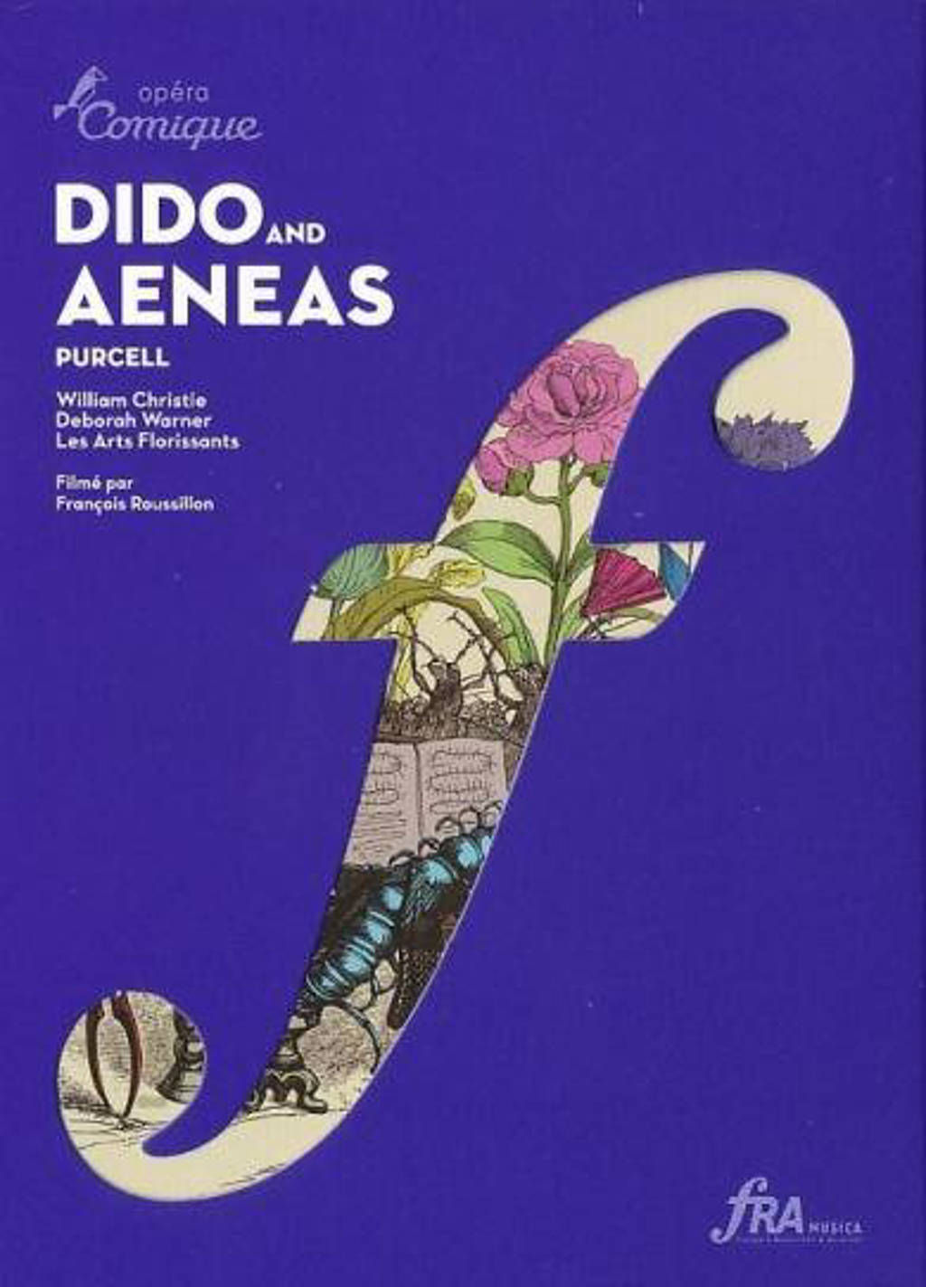 Les Arts Florissants - Dido And Aeneas (Blu-ray)