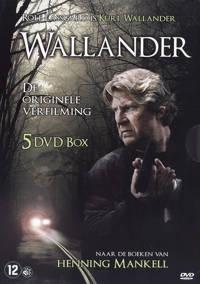 Wallander box (DVD)