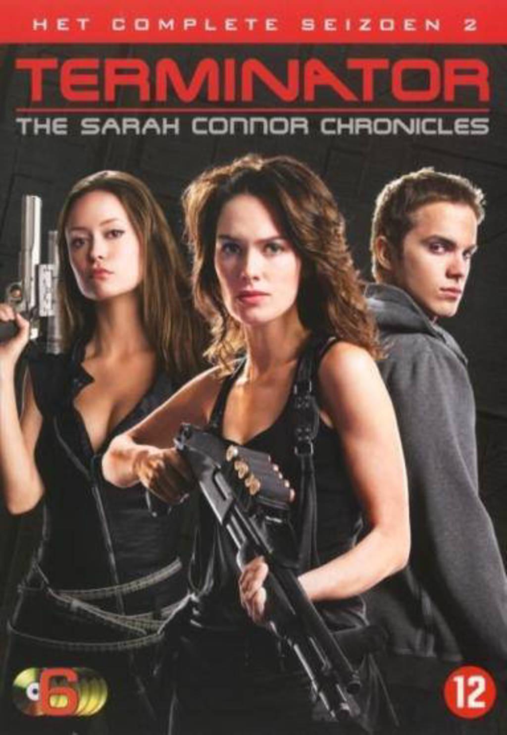 Terminator the Sarah Connor chronicles - Seizoen 2 (DVD)