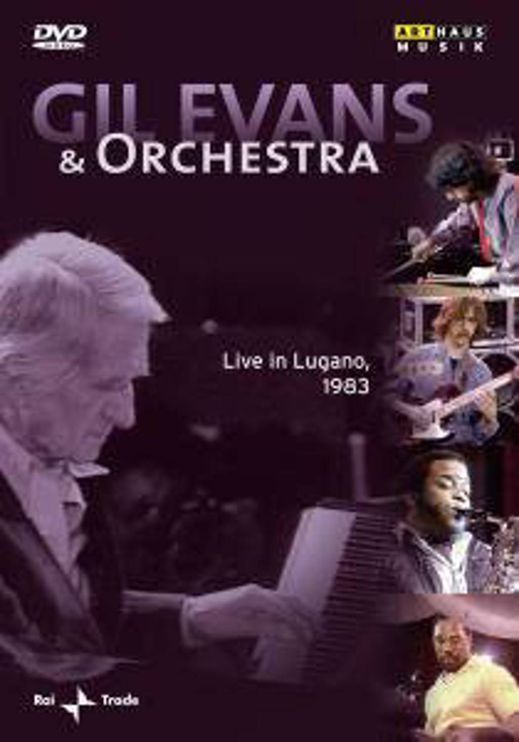 Gil Evans, Benny Bailey, Michael Br - Gil Evans And His Orchestra 1983 (DVD)