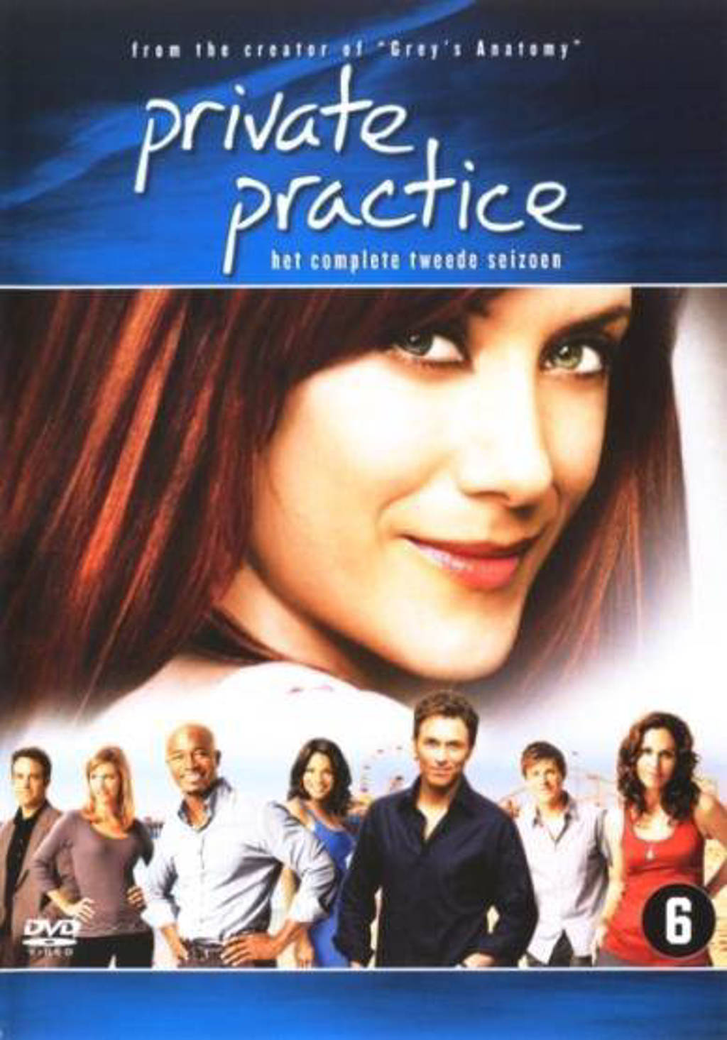 Private practice - Seizoen 2 (DVD)