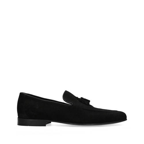suède loafers