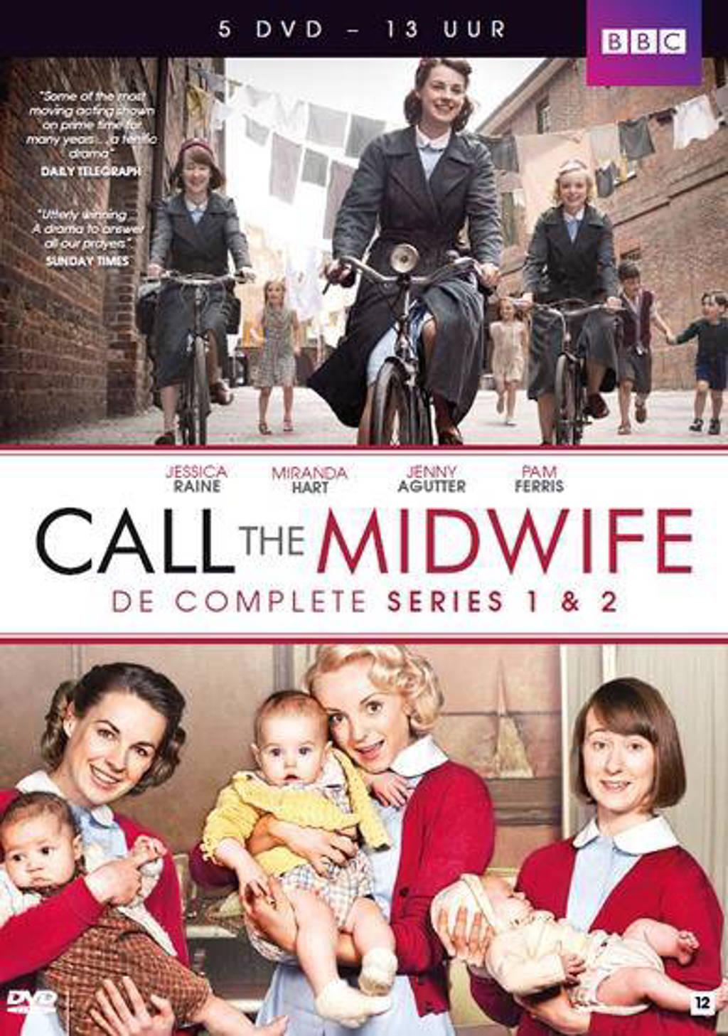 Call the midwife - Seizoen 1 & 2 (DVD)