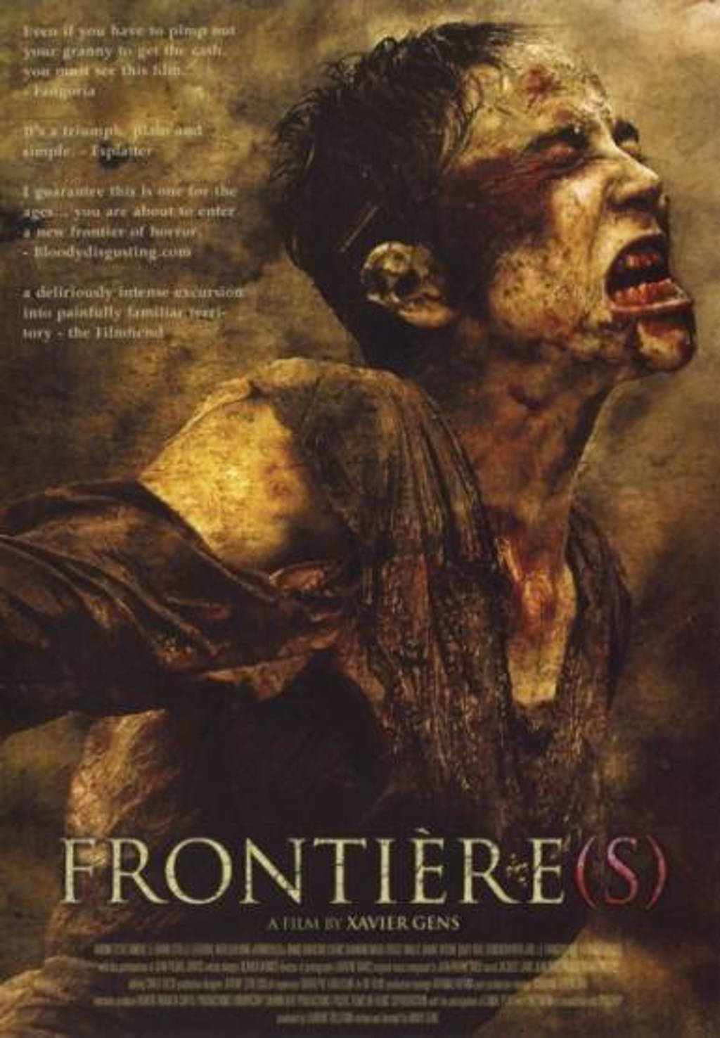 Frontiere(s) (DVD)