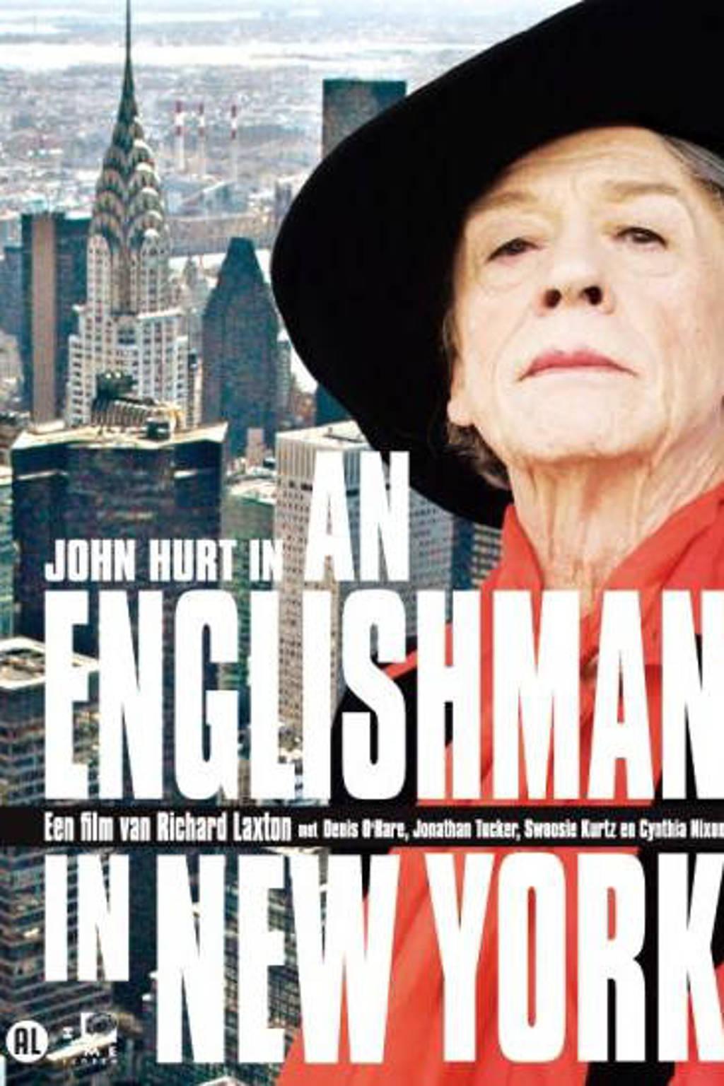 An Englishman in New York (DVD)