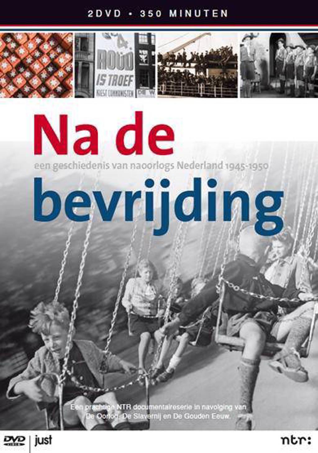 Nederland na de bevrijding (DVD)