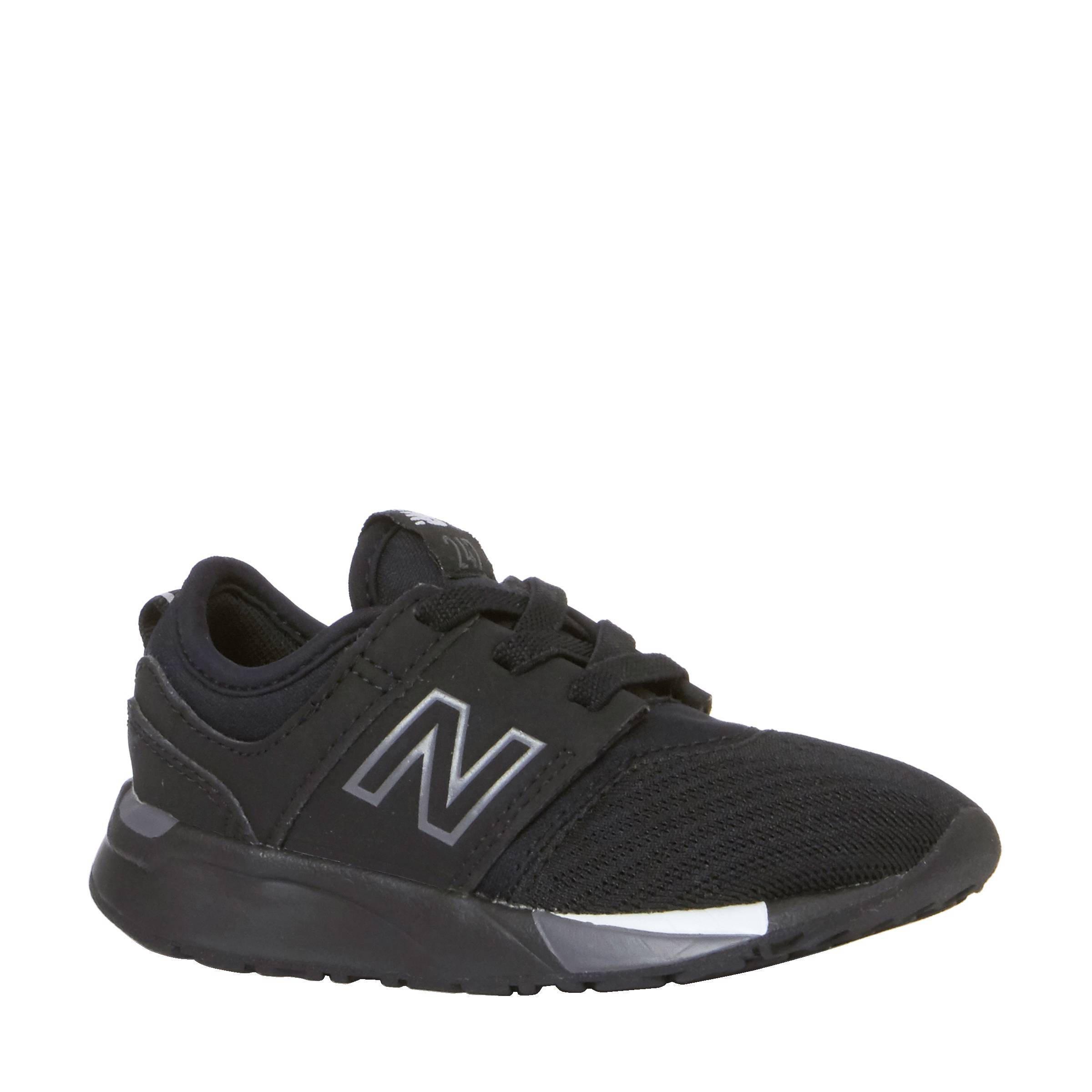new balance 247 zwart