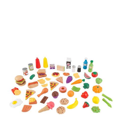 65-delig etenswaren set
