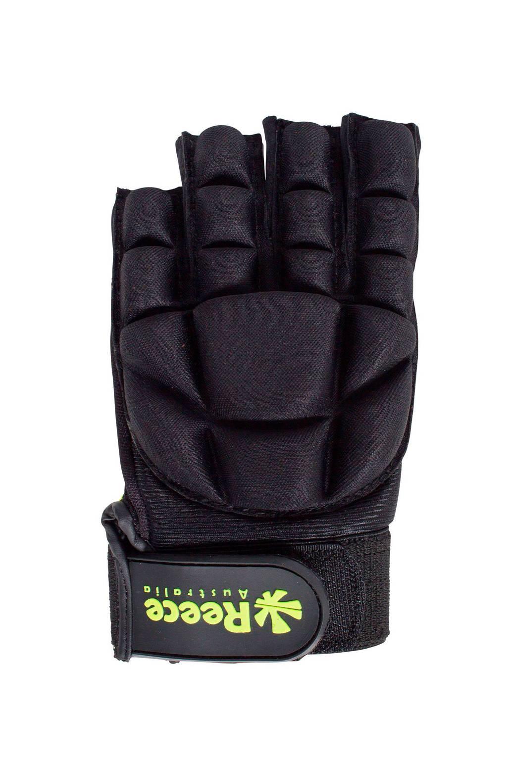 Reece Australia   hockeyhandschoen zwart, Zwart
