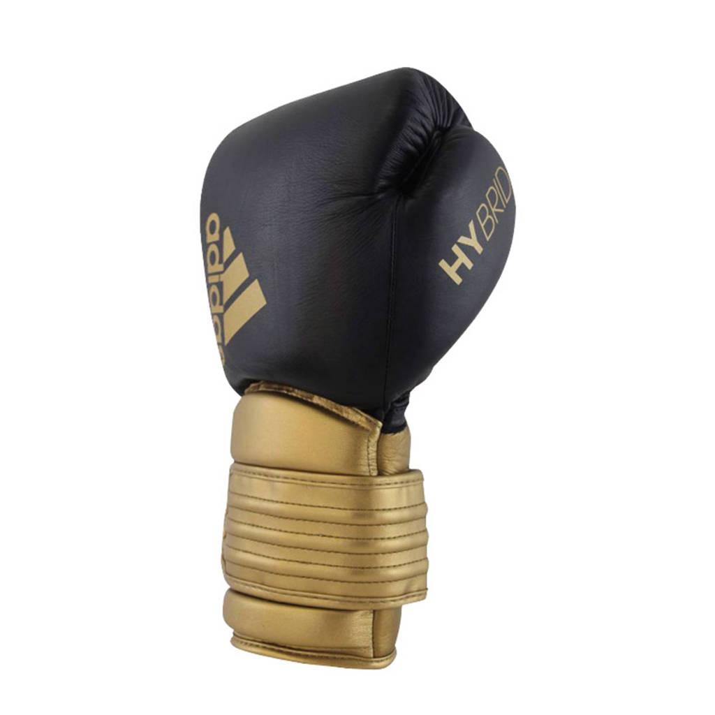 adidas performance (kick) bokshandschoenen 12 oz Hybrid 300, zwart goud