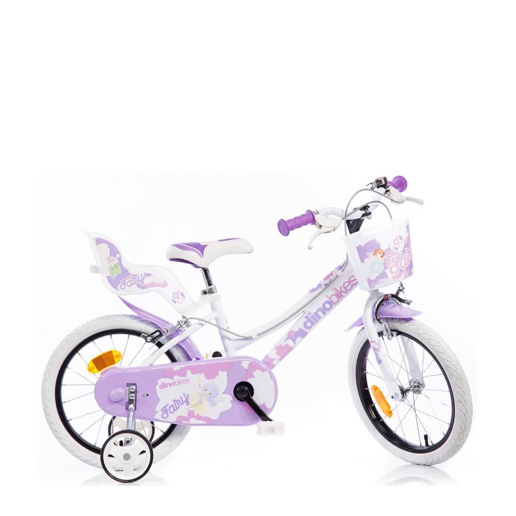 Dino Bikes Fairy 16 inch kinderfiets, 16 inch / 104 - 110