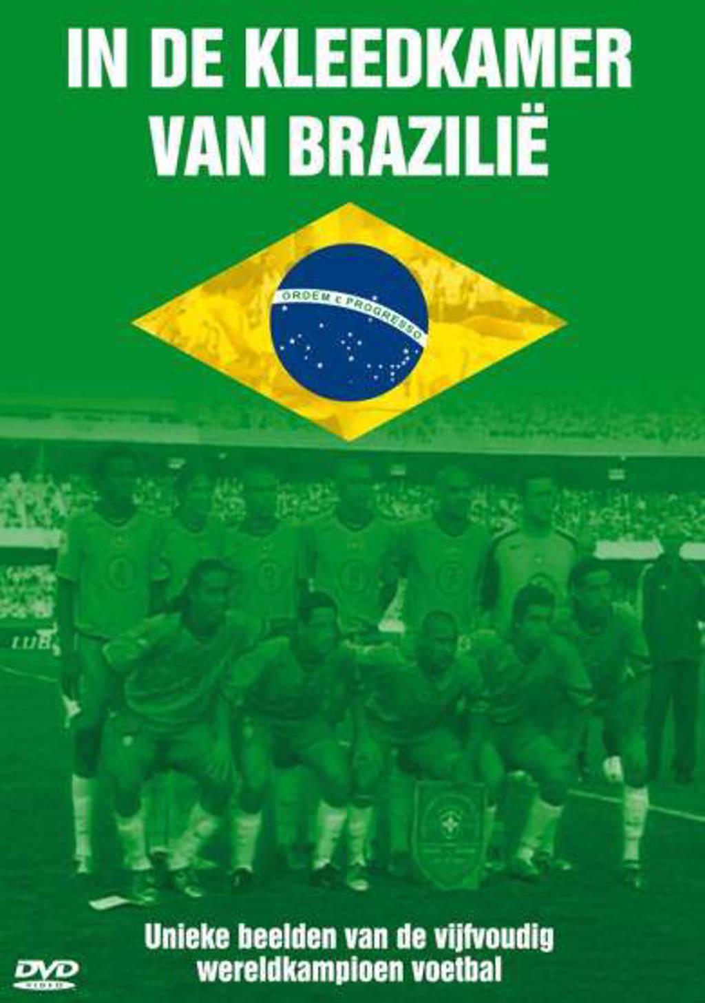 In de kleedkamer van Brazilie (DVD)