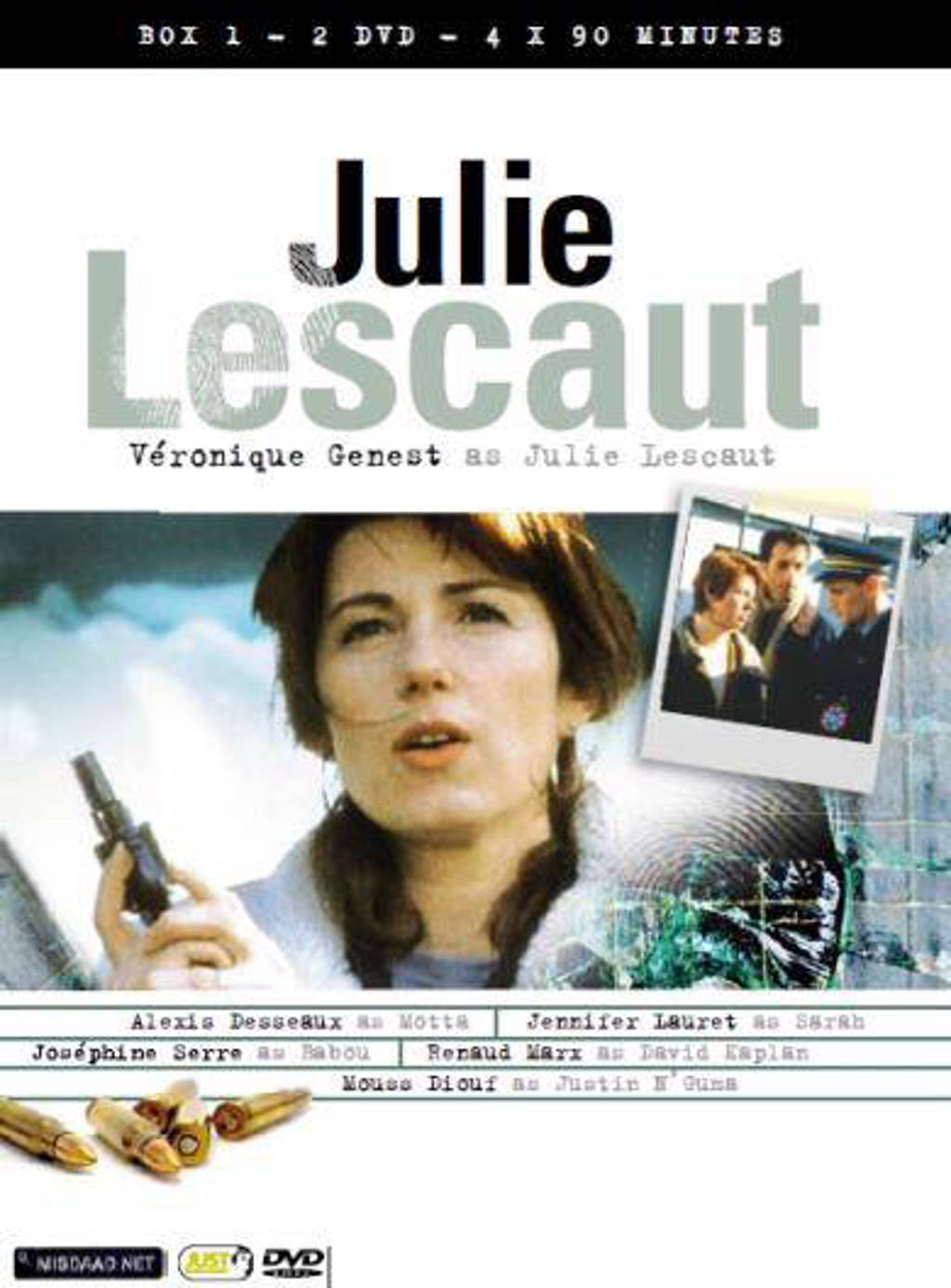 Julie Lescaut box 1 (DVD)