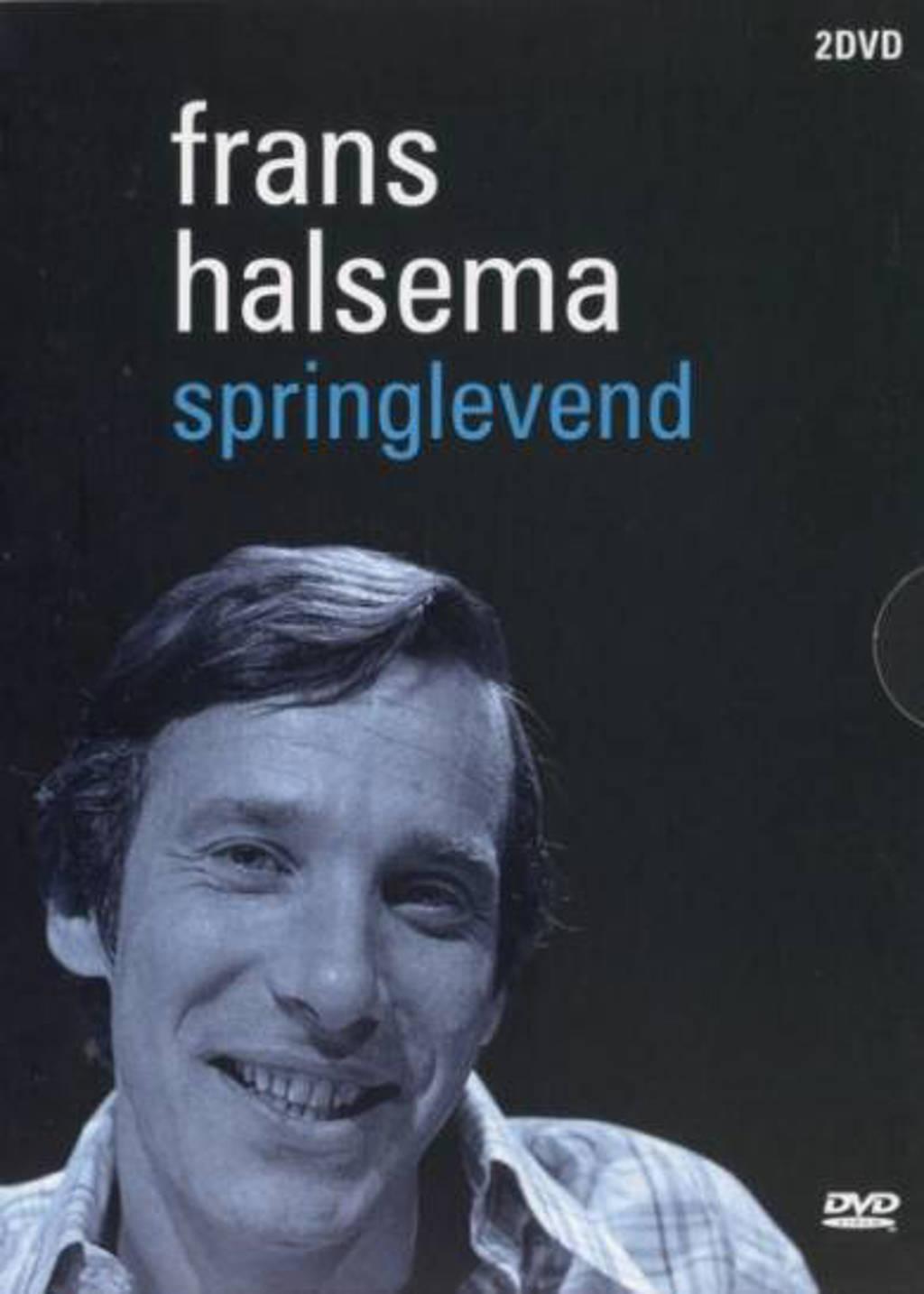 Frans Halsema - Springlevend (DVD)