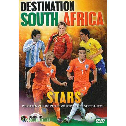 Destination South Africa 2010 (DVD) kopen