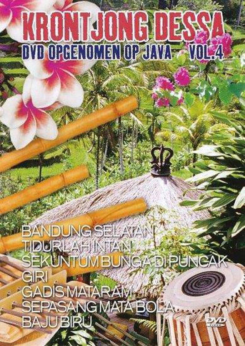 Various - Krontjong Desa Volume 4 (DVD)