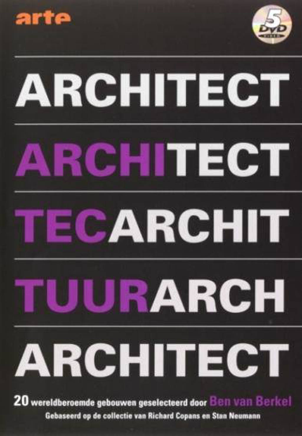 Architectuur box (DVD)