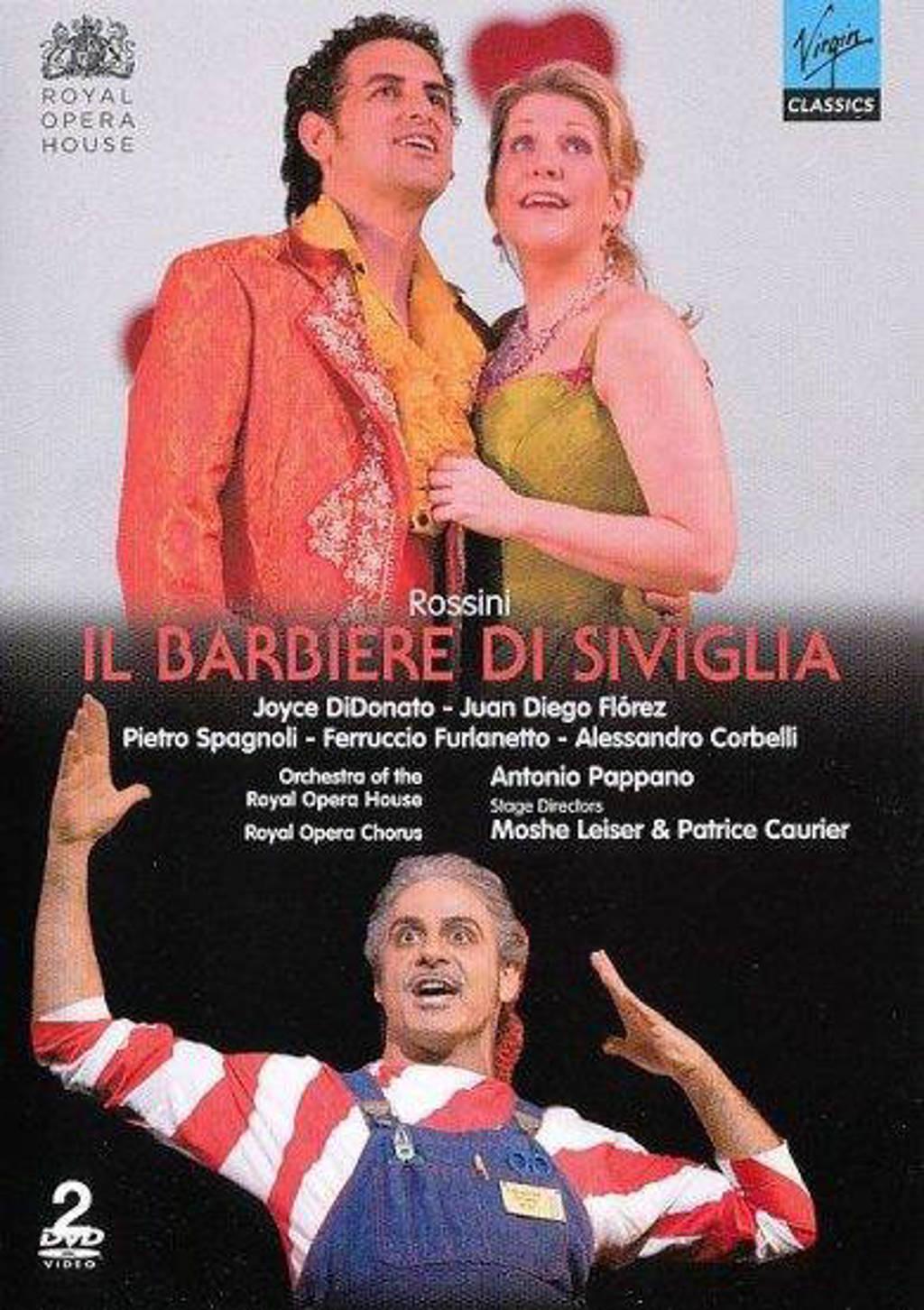 Joyce Didonato/Ant Pappano - Rossini Il Barbiere Di Sivigli (DVD)