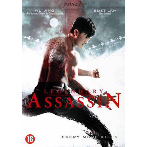 Legendary assassin (DVD) kopen