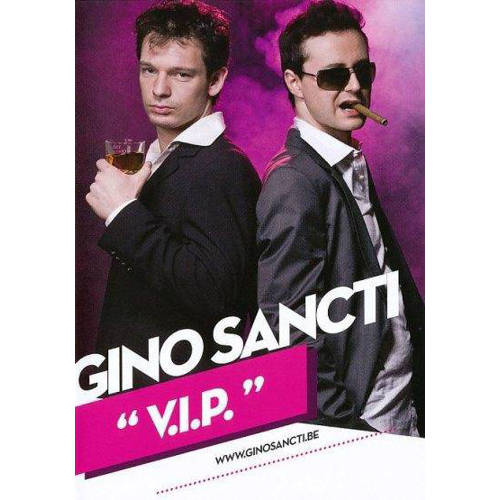 Gino Sancti - V.I.P. (DVD) kopen