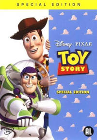 Toy story 1 (DVD)