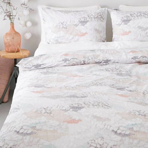Ariadne at Home Handmade Dekbedovertrek Pastel 140x220 cm