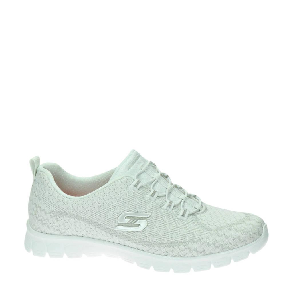 Skechers   sneakers, Wit