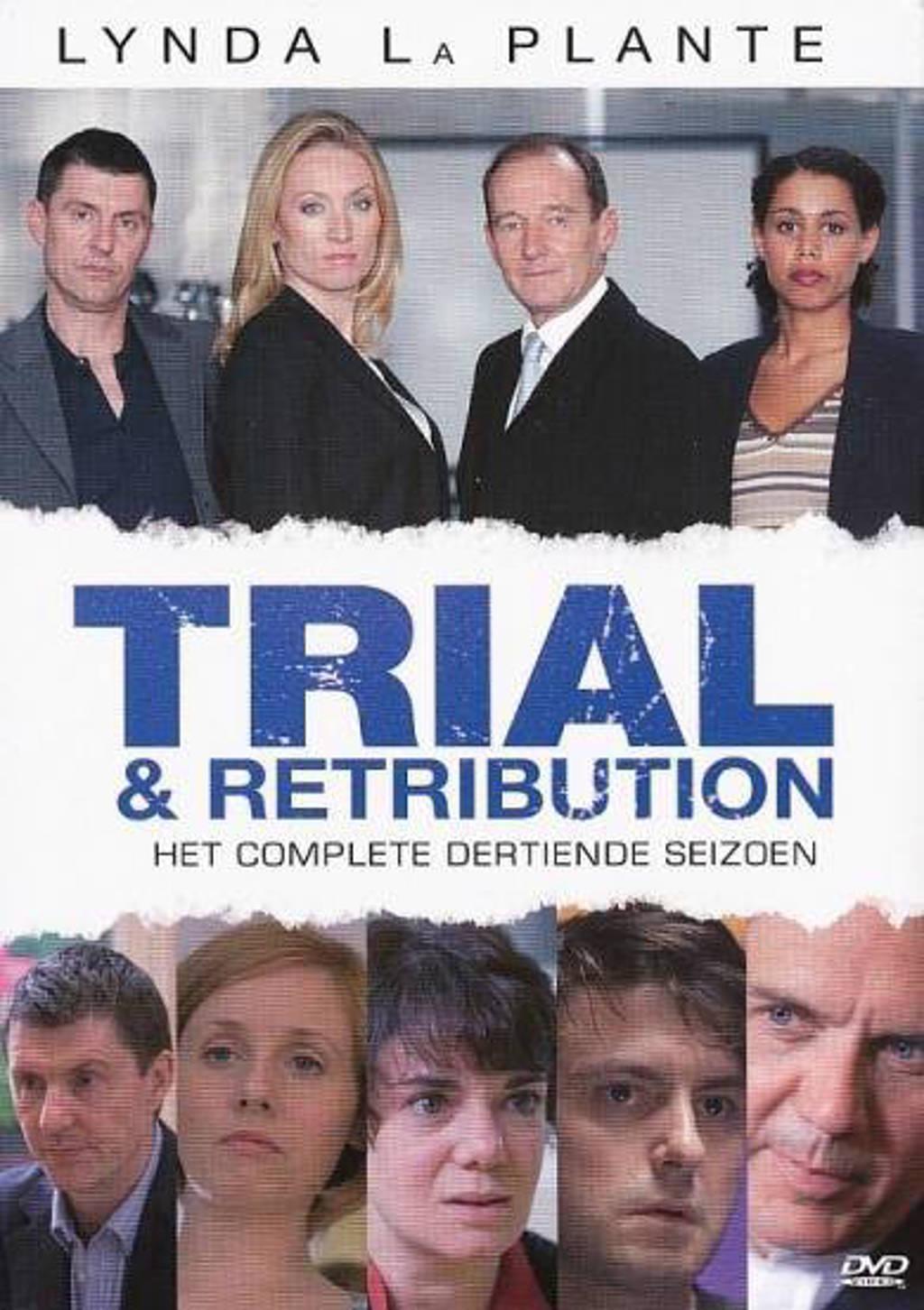 Trial & retribution - Seizoen 13 (DVD)