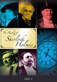 Rivals of Sherlock Holmes box 2 (DVD)