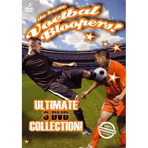 Beste voetbal bloopers - Ultimate collection (DVD) kopen