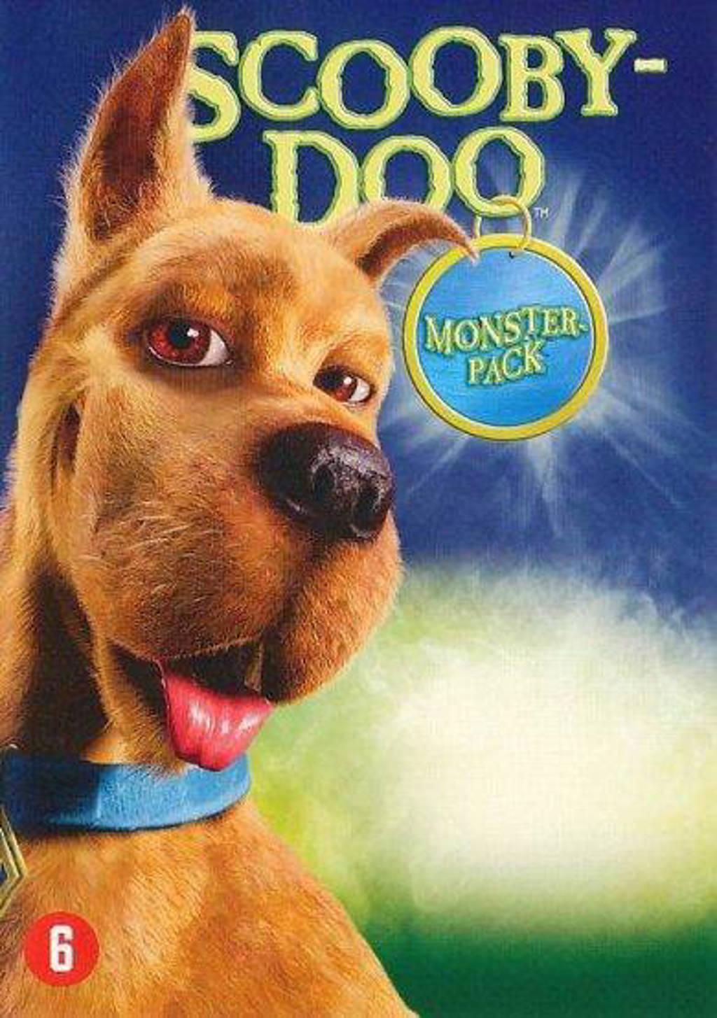Scooby Doo 1-3 (DVD)