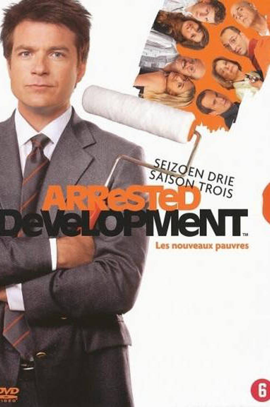 Arrested development - Seizoen 3 (DVD)