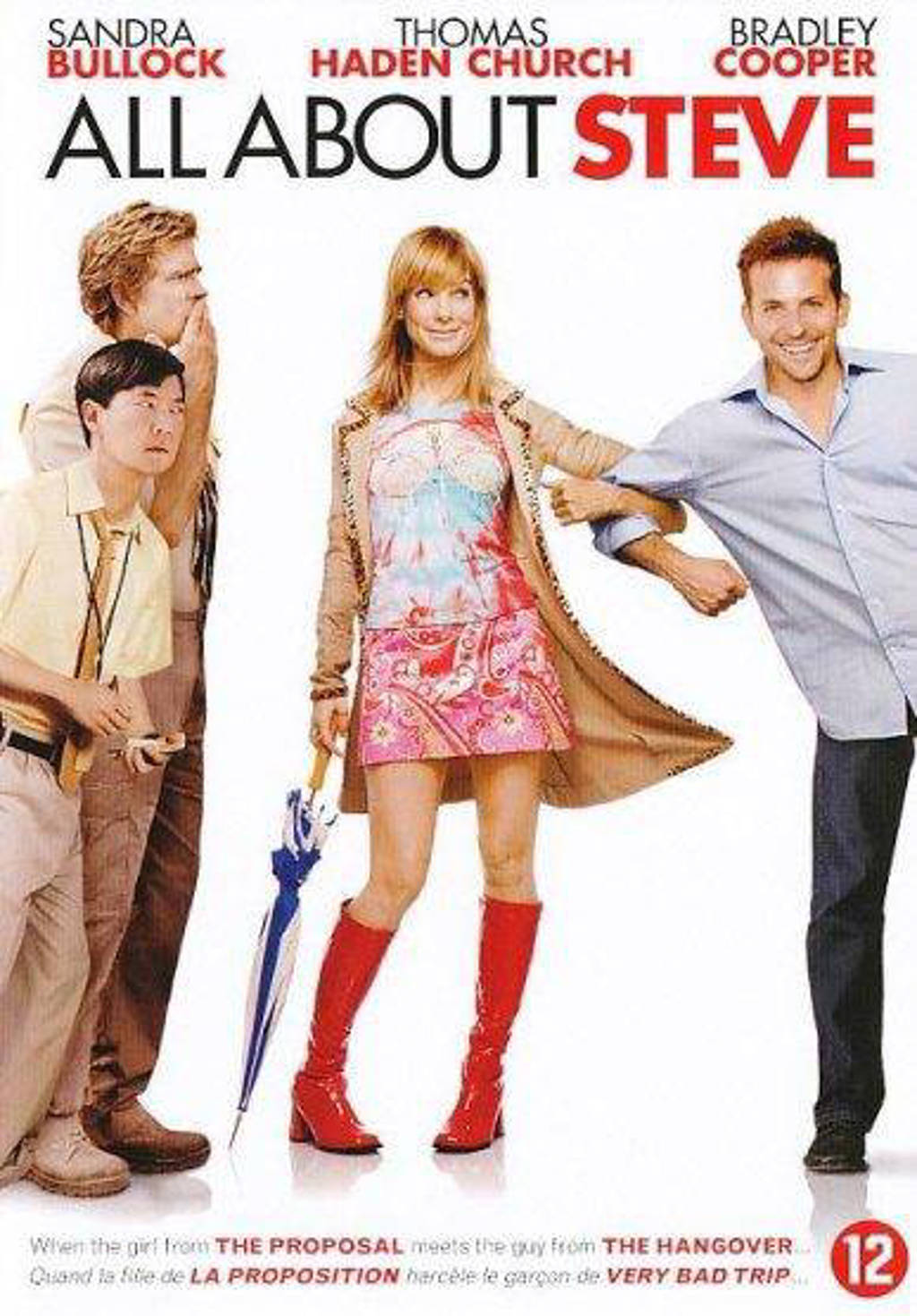 All about Steve (DVD)
