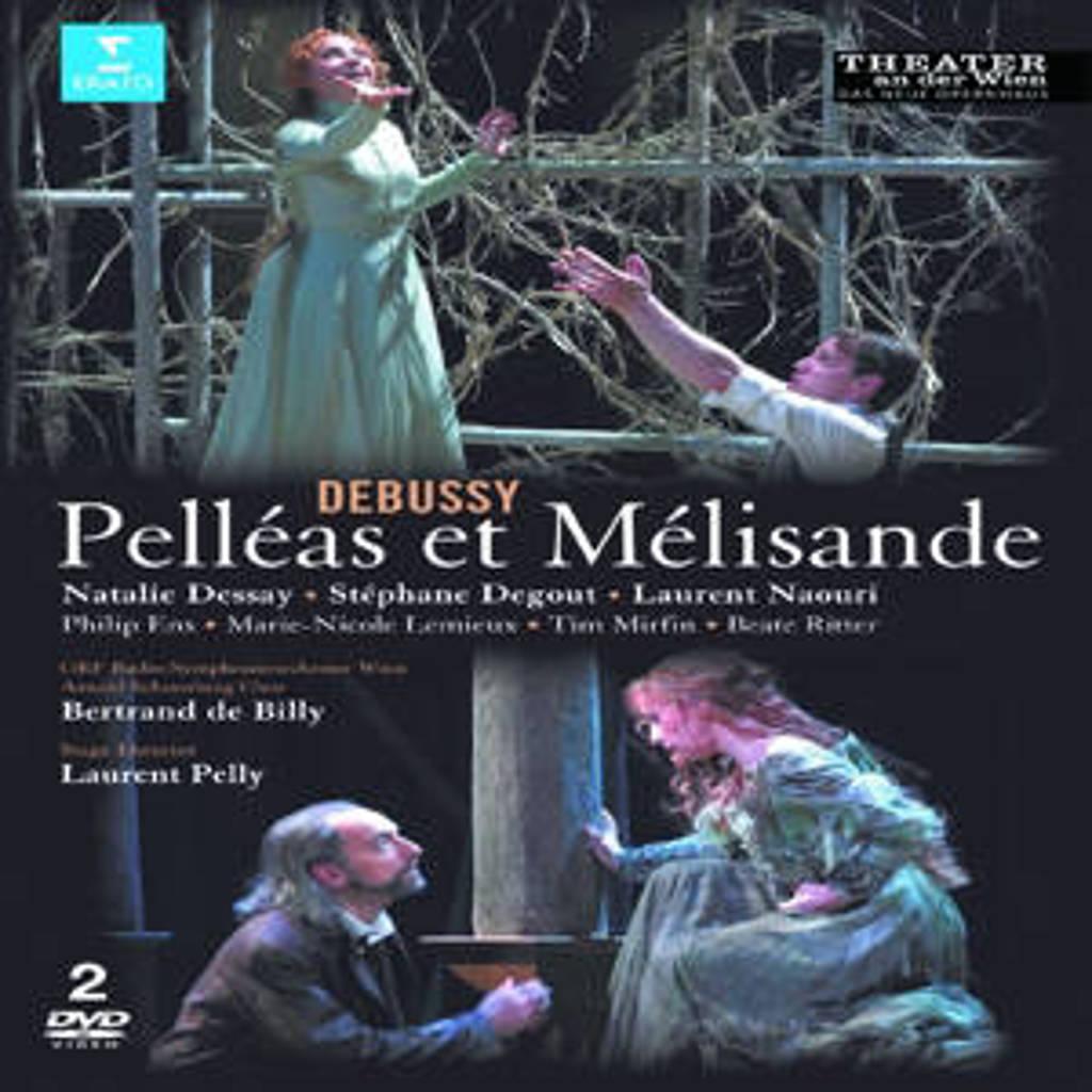 Natalie & Naouri Dessay - Pelleas Et Melisande (DVD)