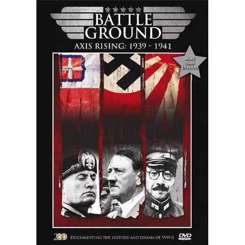 Battleground - Axis rising 1939-1941 (DVD) kopen