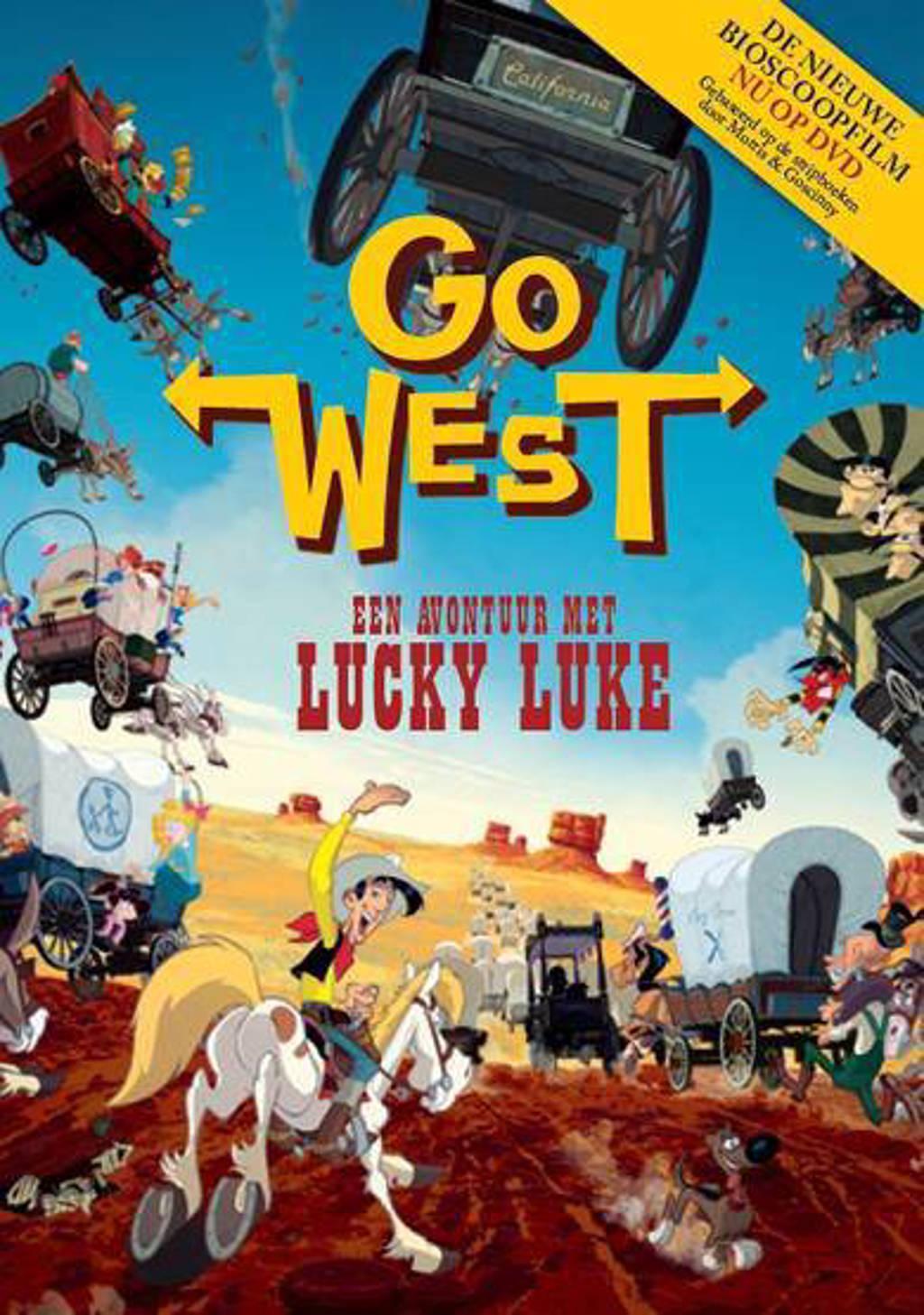 Go west - Een avontuur met Lucky Luke (DVD)