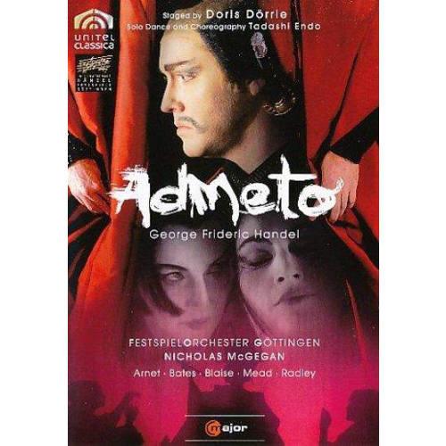 Mead,Arnet,Berger,Radley,Blaise - Admeto, Gottingen 2009 (DVD) kopen