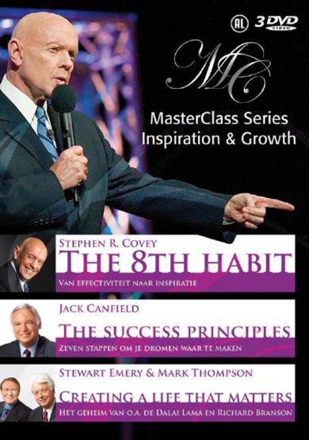 Masterclass series - Inspiration & growth (DVD)