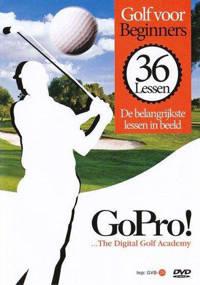 GoPro - De 36 belangrijkste golflessen in beeld beginners (DVD)