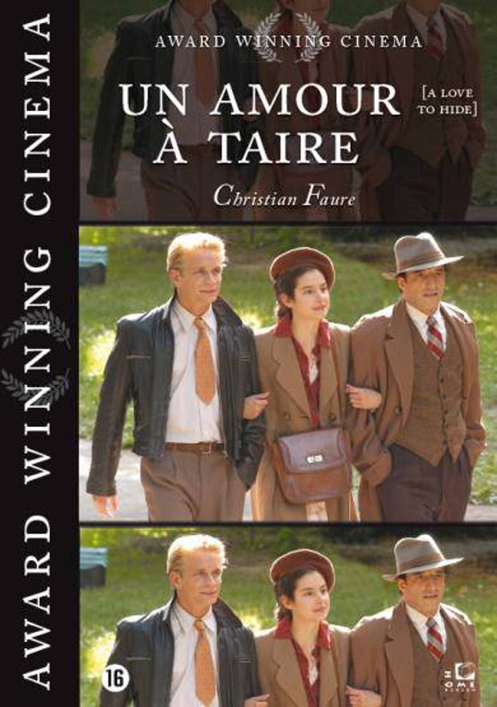 Un amour a taire (DVD)