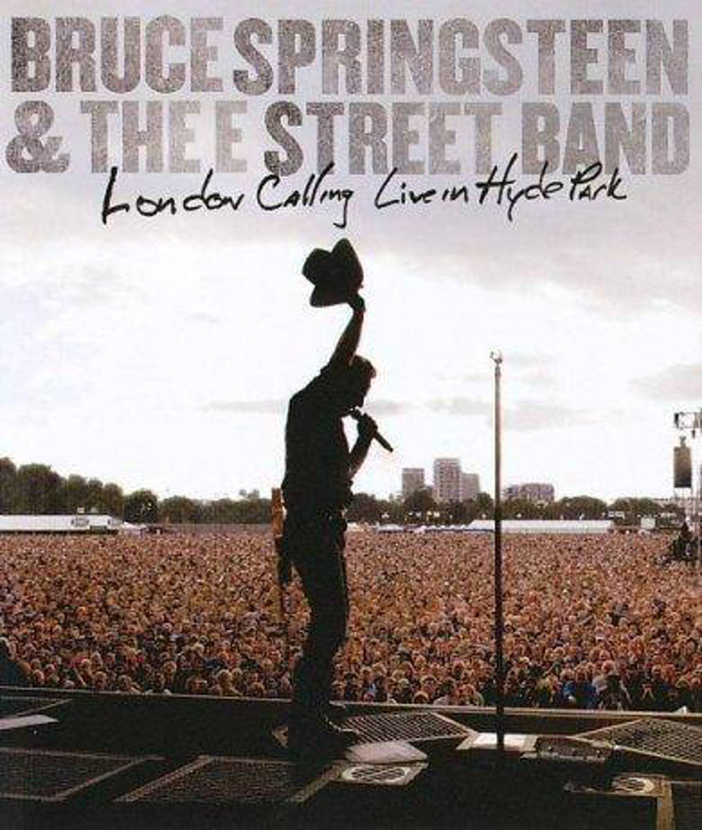 Bruce Springsteen & The E Street Band - London Calling: Live In Hyde Park (Blu-ray)