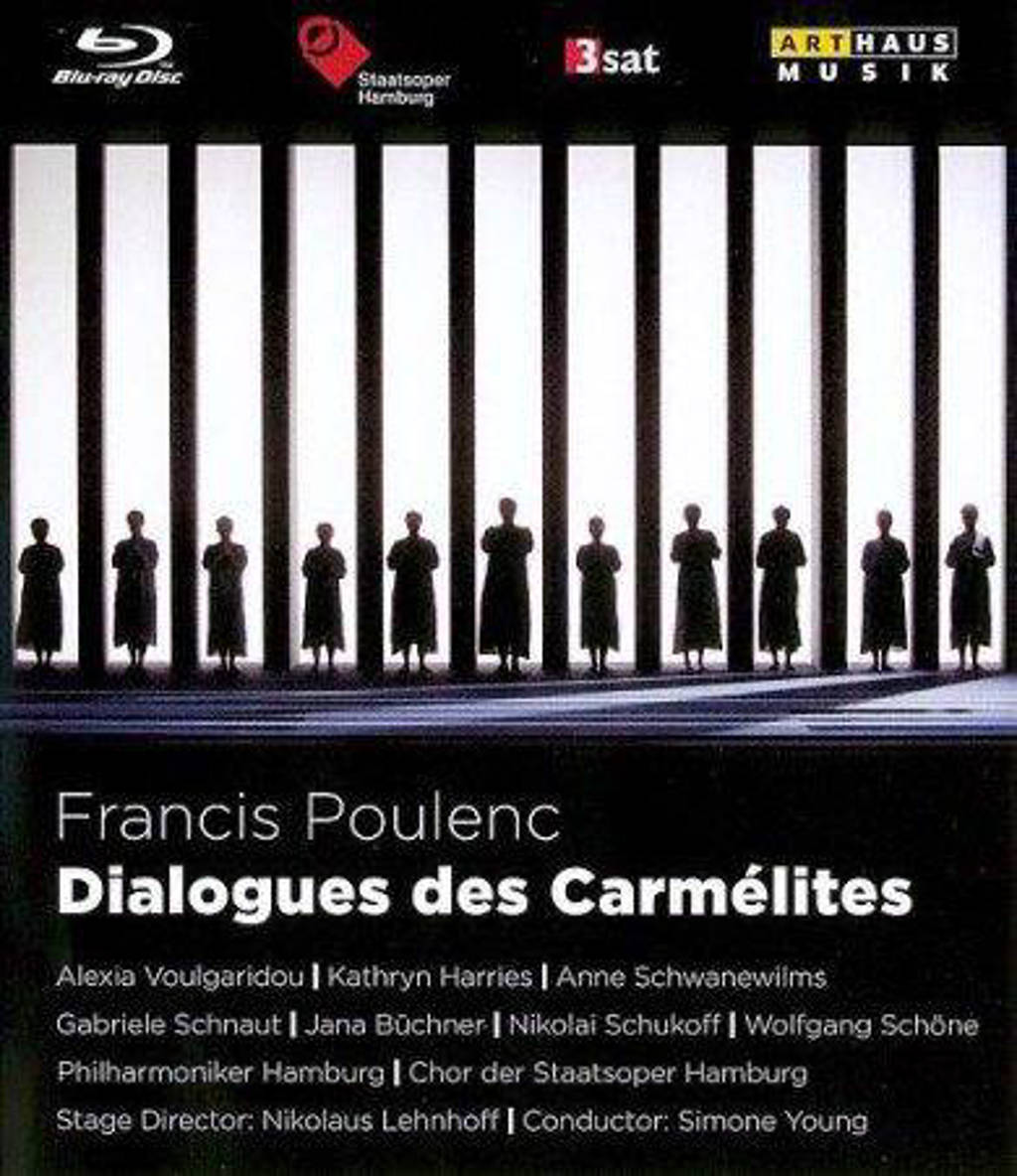 Dialogues des carmelites Hamburg 2008 (Blu-ray)