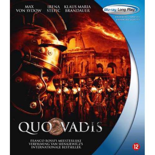 Quo vadis (Blu-ray) kopen